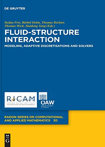 Fluid-Structure Interaction: Stefan Frei (editor),