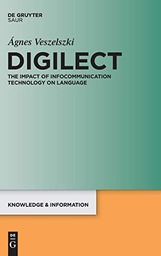 9783110499902: Digilect (Knowledge and Information)