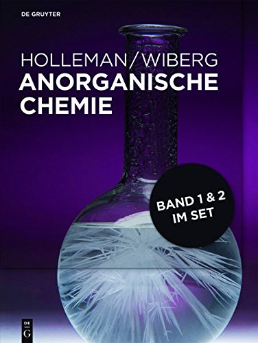 Set Anorganische Chemie Band 1+2]: Arnold F. Holleman