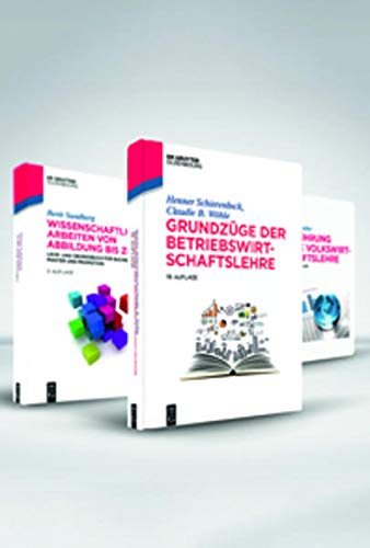 9783110518863: Wiso Rettungspaket (German Edition)