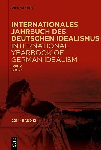 9783110518931: Logik / Logic (German Edition)