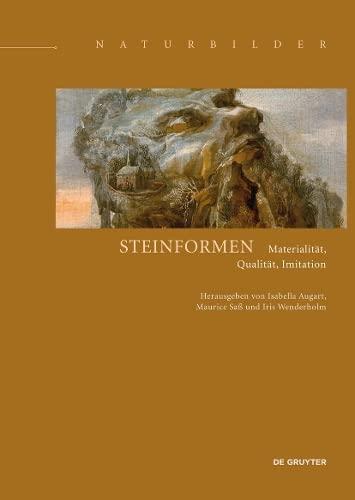 9783110581997: Steinformen: Materialität, Qualität, Imitation