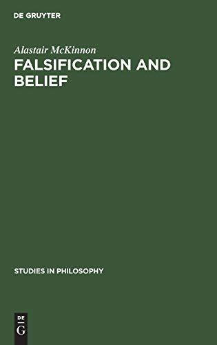 Falsification and belief: Alastair Mckinnon