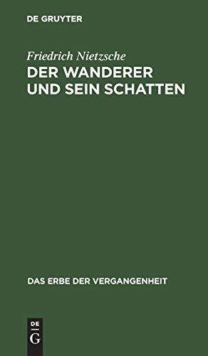 9783111045948: Der Wanderer Und Sein Schatten: Gedichte