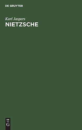 9783111127293: Nietzsche: Einfuhrung in Das Verstandnis Seines Philosophierens