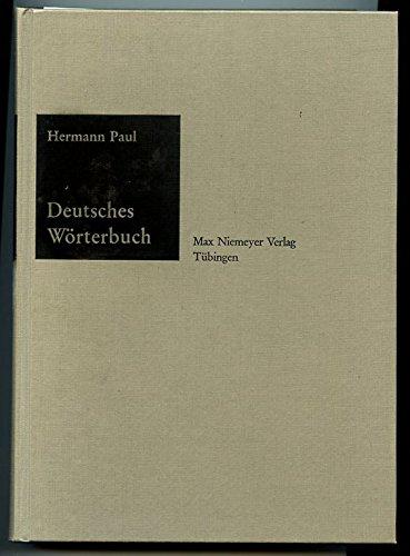 9783111177984: Deutsches Worterbuch (German Edition)