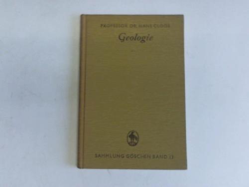 9783111278469: Geologie (Sammlung G Schen) (German Edition)