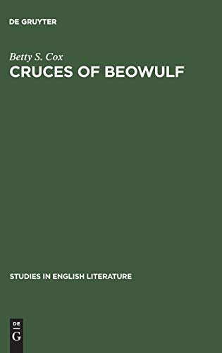 9783111295497: Cruces of Beowulf (Studies in English Literature)