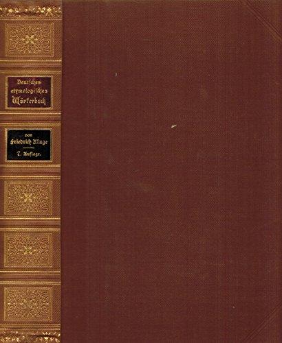 9783111316680: Etymologisches W Rterbuch Der Deutschen Sprache (German Edition)
