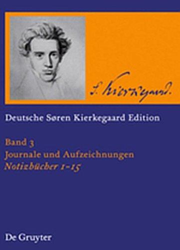 9783111731469: Notizbucher 1-15 (German Edition)