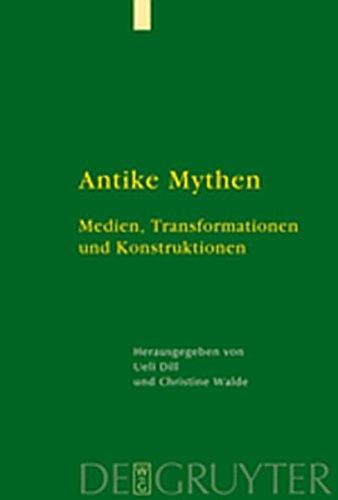 9783111733388: Antike Mythen: Medien, Transformationen Und Konstruktionen
