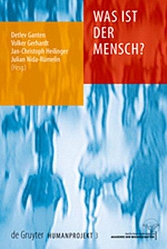 9783111736143: Was Ist Der Mensch? (Humanprojekt) (German Edition)