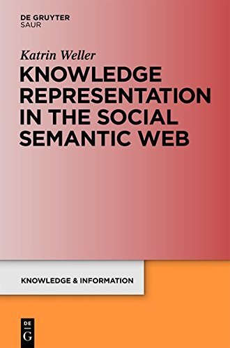 9783111736822: Knowledge Representation in the Social Semantic Web (Knowledge and Information)