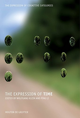 9783111736952: The Expression of Time