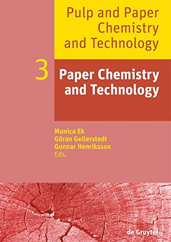 9783111738666: Paper Chemistry and Technology (Pulp and Paper Chemistry and Technology)