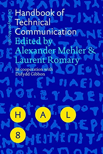 9783111739878: Handbook of Technical Communication (Handbooks of Applied Linguistics [Hal])