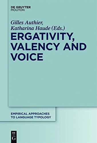 9783111740393: Ergativity, Valency and Voice (Empirical Approaches to Language Typology [Ealt])
