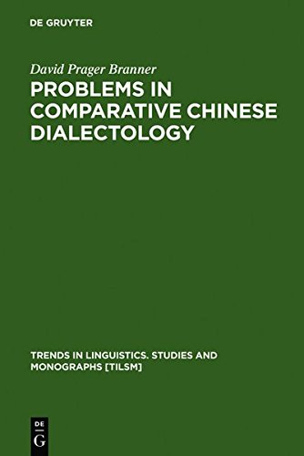 9783111743257: Problems in Comparative Chinese Dialectology: The Classification of Miin and Hakka (Trends in Linguistics. Studies and Monographs [Tilsm])