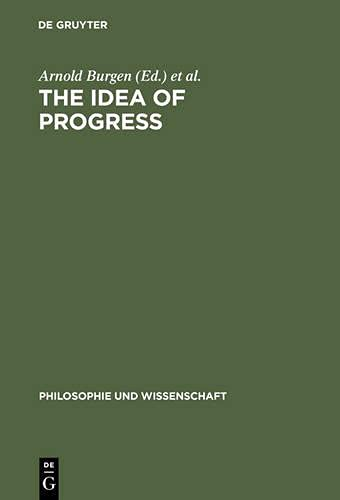 9783111743264: The Idea of Progress