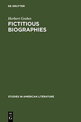 9783111746708: Fictitious Biographies: Vladimir Nabokov's English Novels (Studies in American Literature)