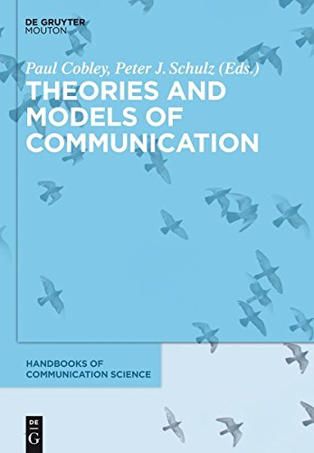 9783111748290: Theories and Models of Communication