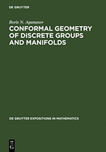 9783111752457: Conformal Geometry of Discrete Groups and Manifolds (de Gruyter Expositions in Mathematics)