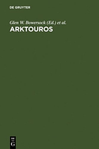 9783111762241: Arktouros: Hellenic Studies Presented to Bernard M. W. Knox on the Occasion of His 65th Birthday