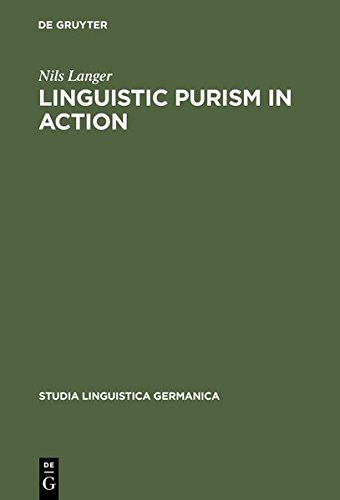9783111776668: Linguistic Purism in Action: How Auxiliary Tun Was Stigmatized in Early New High German (Studia Linguistica Germanica)