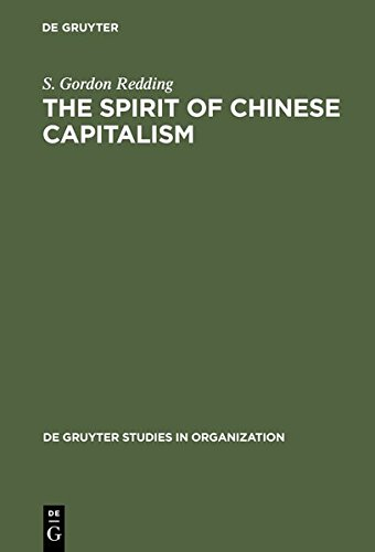 9783111777283: The Spirit of Chinese Capitalism (De Gruyter Studies in Organization)