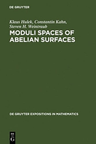9783111779317: Moduli Spaces of Abelian Surfaces: Compactification, Degenerations and Theta Functions (De Gruyter Expositions in Mathematics)