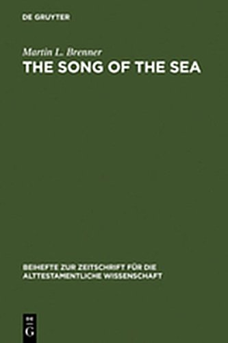 9783111783277: The Song of the Sea: Ex 15:1-21