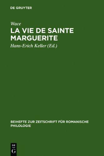 9783111795072: La Vie de Sainte Marguerite