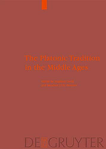9783111796208: The Platonic Tradition in the Middle Ages: A Doxographic Approach (English and German Edition)