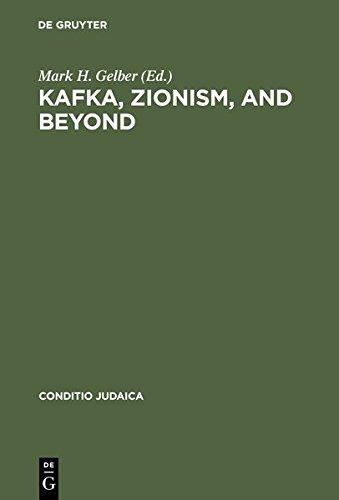 9783111829739: Kafka, Zionism, and Beyond (Conditio Judaica)