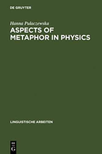 9783111840376: Aspects of Metaphor in Physics: Examples and Case Studies