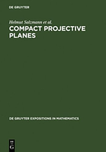9783111868660: Compact Projective Planes: With an Introduction to Octonion Geometry (de Gruyter Expositions in Mathematics)