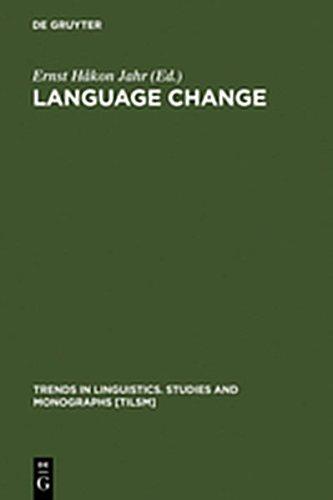 9783111876627: Language Change: Advances in Historical Sociolinguistics