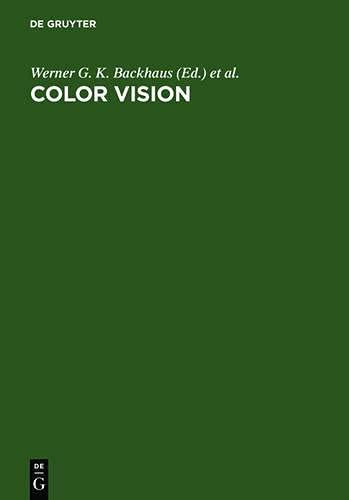 9783111885681: Color Vision: Perspectives from Different Disciplines