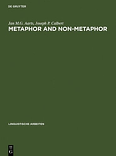 9783111965802: Metaphor and Non-metaphor: The Semantics of Adjective-noun Combinations