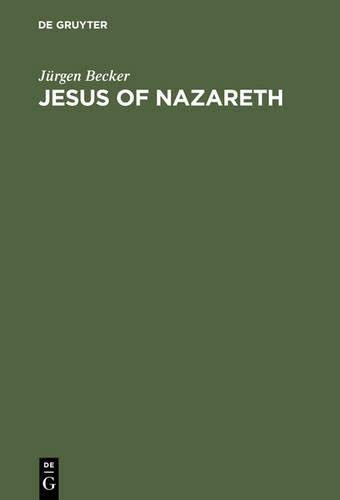 9783112141946: Jesus of Nazareth