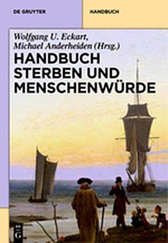 9783112150108: Handbuch Sterben Und Menschenwurde