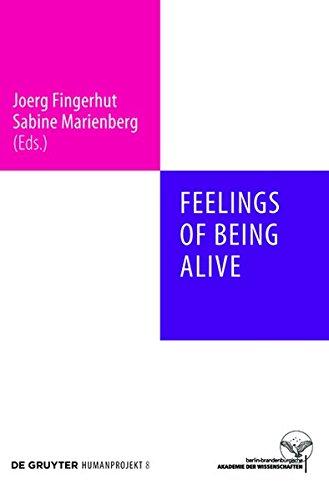 9783112188729: Feelings of Being Alive (Humanprojekt)