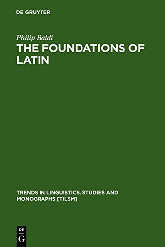 9783112190128: The Foundations of Latin