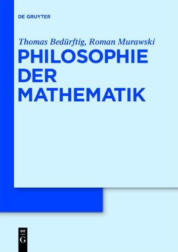 9783112201114: Philosophie Der Mathematik (German Edition)