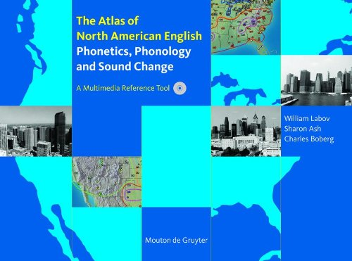 9783119160117: The Atlas of North American English: Phonetics, Phonology and Sound Change