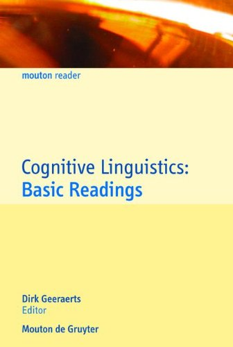 9783119162135: Cognitive Linguistics: Basic Readings (Cognitive Linguistics Research)