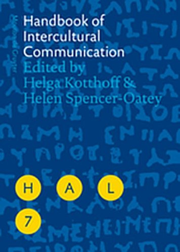 9783119164108: Handbook of Intercultural Communication