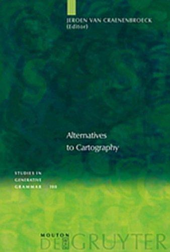 9783119164634: Alternatives to Cartography (Studies in Generative Grammar [Sgg])