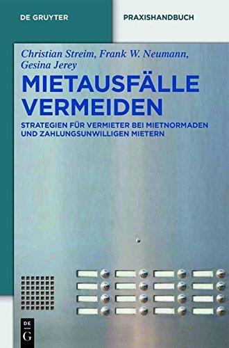 9783119166744: Vermieterschutz: Effektive Strategien Bei Mietschuldnern Und Mietnomaden