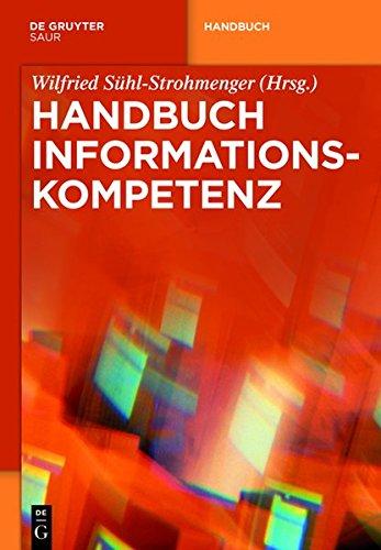 9783119167260: Handbuch Informationskompetenz